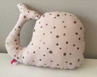 Small cushion whale