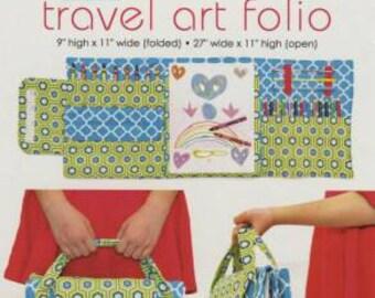 Travel Art Folio by Modkid