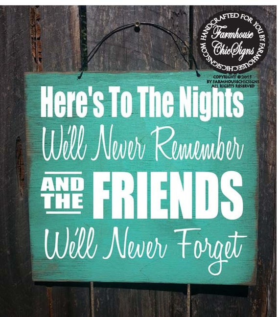 Friends Sign, Gift For Friend, Friendship gift, Friends, best friend gift, best friend Christmas gift, 42/283