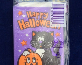 1990s package of 40 Halloween treat bags