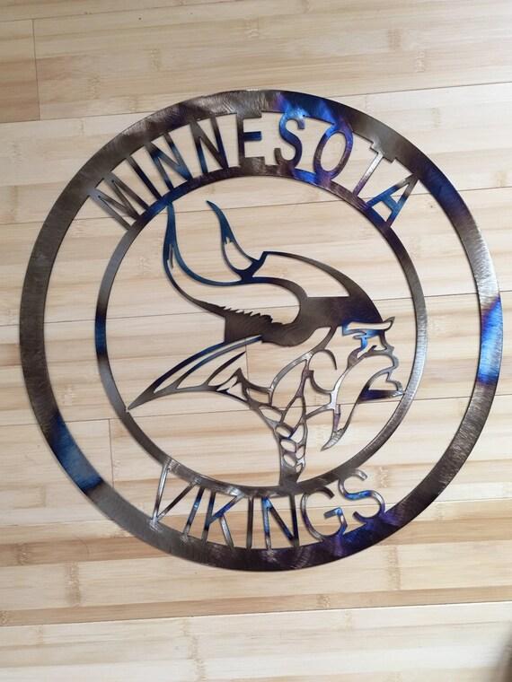 Minnesota Vikings Wall Decor