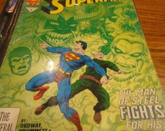 1993 Superman Comic Book
