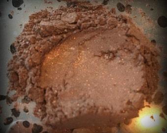 CRINOLETTE EYE VELVET // Vegan, Mineral, Eyeshadow, Taupe, Gray, Beige, Lavender, Sparkle, 1 gram pot