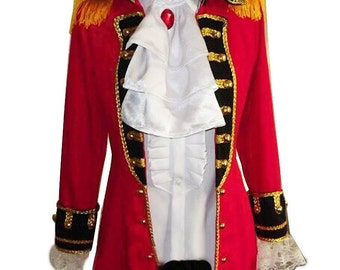 APH Axis Powers Hetalia England Pirates Cosplay Costume