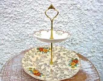 Vintage Cake Stand