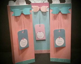 Spa Party - Bridal Party - Favor Goodie Bags - 10ct.
