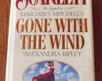 Scarlett - The Sequel To Gone With The Wind