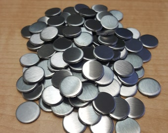 16 Gauge Stainless Steel #4 Discs
