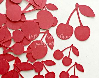 Cherries Die Cuts