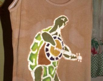 Terrapin Turtle batik
