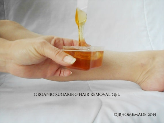 Sugaring Paste Sugaring Wax Consistency is like pourable honey or syrup