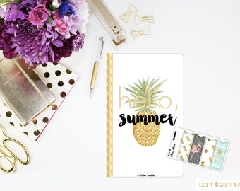 PRE-ORDER Hello, Summer Sticker Booklet and Page Flags Booklet