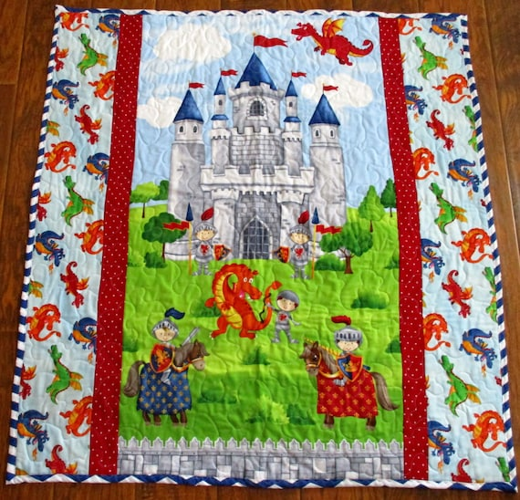 So Cute Castle For Knights And Dragons