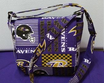 Baltimore Raven's Purse