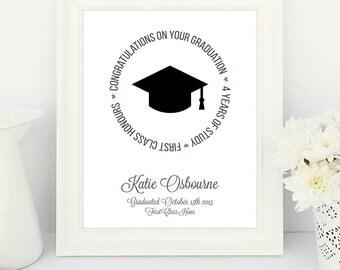 Graduation gift, graduation present, graduation gifts, graduation, graduation art, daughter graduation, son graduation, finished university