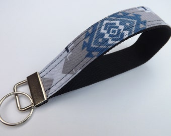 ONE Key Fob Wristlet-Choose from 6 different fabrics