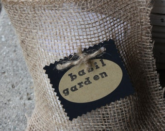 Basil Garden Kit