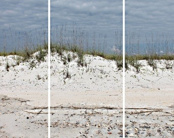 Shifting Sand (split photo panels)
