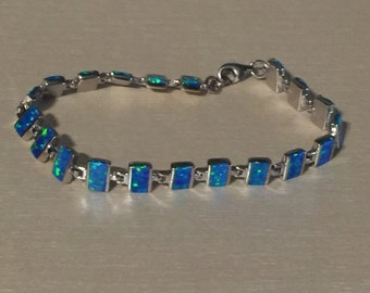 Turquoise & Silver Bracelet!!!