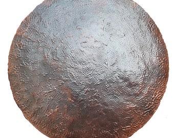 Antique Patina Copper Table Top