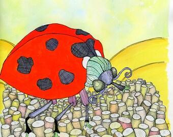 Sweet Ladybird