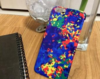Sale! : iPhone6 iPhone6s Original art iPhone case Colorful