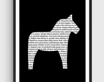 Minimal paris map poster black white minimal print poster for Minimal art vzla