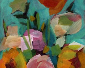 Print:018 - Bloom of Color