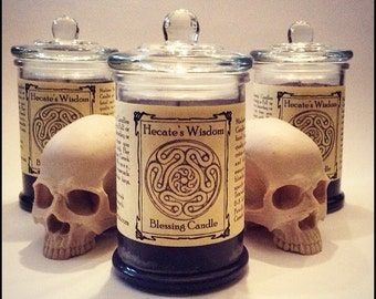 Hekate Goddess Magic Spell Candle