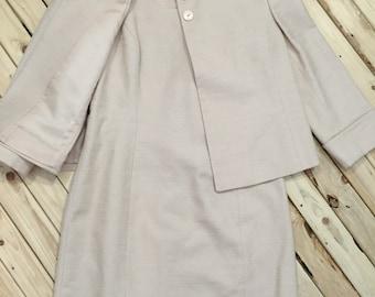Calvin Klein Dress with Jacket