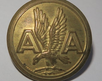 American Airlines Uniform Button