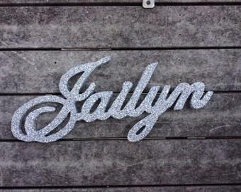 Styrofoam Name - Custom Cut Styrofoam