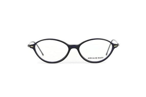 Glasses And Frame Shape : Black Glasses Frame oval shape men woman Eyewear Spain round