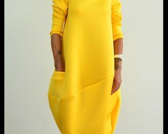 Long Sleeve Loose Dress, Maxi Loose Dress, Plus size dress, Oversize dress, Loose Dress, Maxi Dress, Maternity dress, Oversize Dress Top