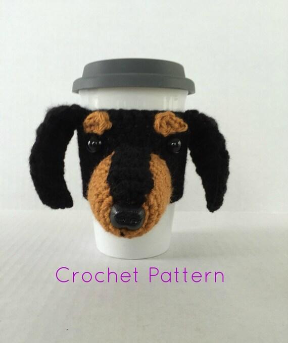 CROCHET PATTERN/Dachshund Pattern/Dog by HookedbyAngel on Etsy