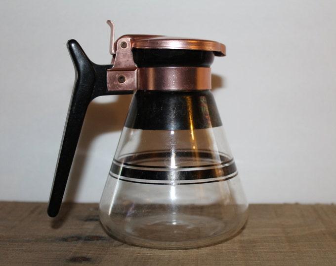 Vintage Syrup Dispenser