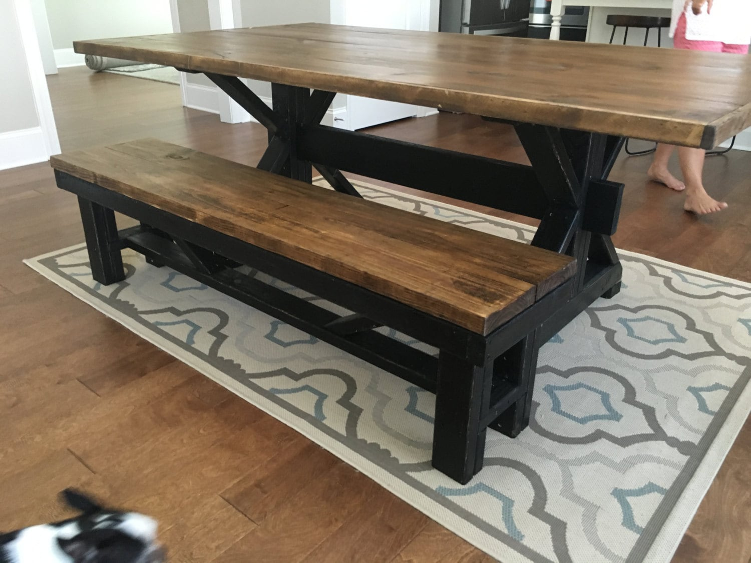 Custom Farmhouse Table or Desk