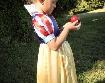 Snow White, Disney Inspired Costume