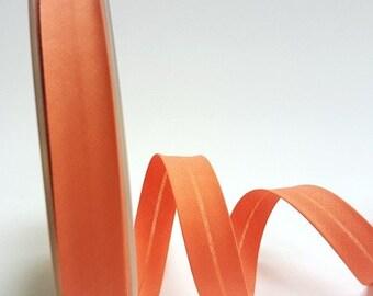 Coral 18mm Polycotton Bias Binding *Sold Per Metre*