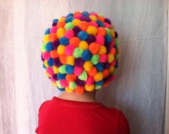 Gumball Machine, Baby costume wig, Baby Halloween, Halloween costume, Toddler costume, Toddler Halloween, Machine costume, Gumball costume