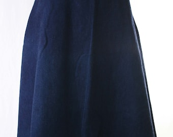 wonderful 90s denim skirt