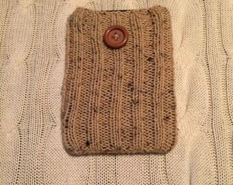 Handknit Tablet / Reader Sleeve
