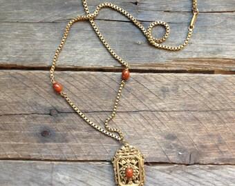 Vintage Renaissance Necklace
