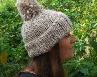 Chunky One Poof Hat