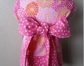 Baby Doll Carrier, Pink, Orange, Flower, Reversible