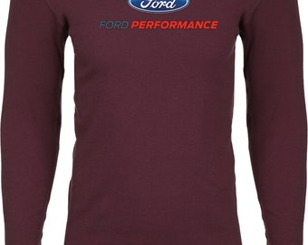 Men's Ford Shirt Ford Performance Thermal Shirt 20859HD4-N8201