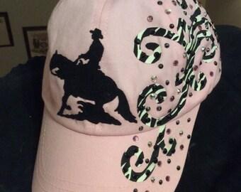 Pink Reiner Bling Cap
