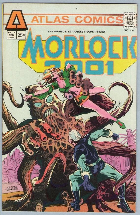 Morlock 2001 1 Feb 1975 NM- (9.2)