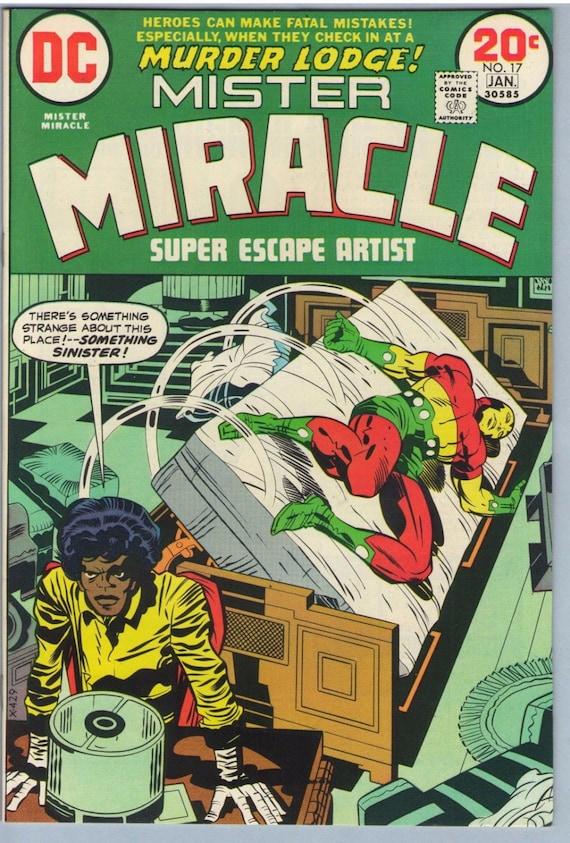Mr. Miracle 17 Jan 1974 VF-NM (9.0)