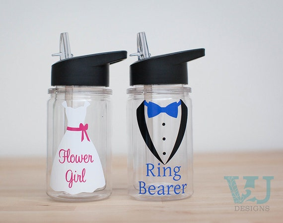 Kids Wedding Gifts: Ring Bearer Gift Flower Girl Gift Wedding Party Kids